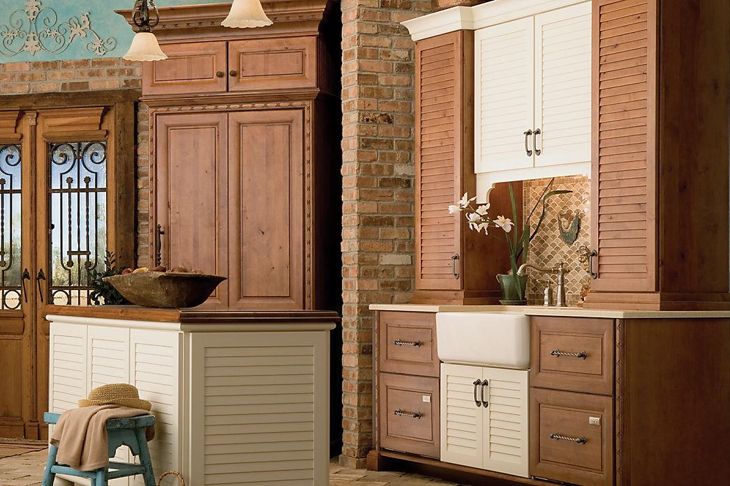 Medallion Kitchen and Bath Cabinets | Stockbridge | Kitchen ...